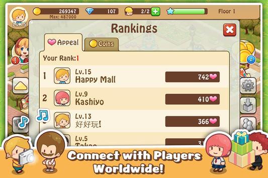 Happy Mall Story: Sim Game ScreenShot1