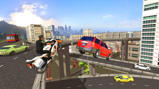 Police Bike Racing Free ScreenShot1