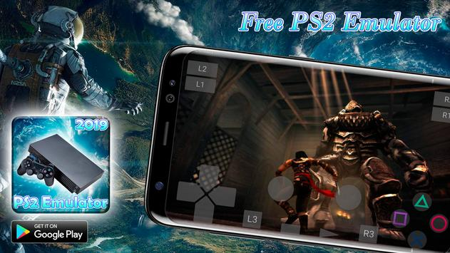 Free Pro PS2 Emulator Games For Android 2019 ScreenShot1
