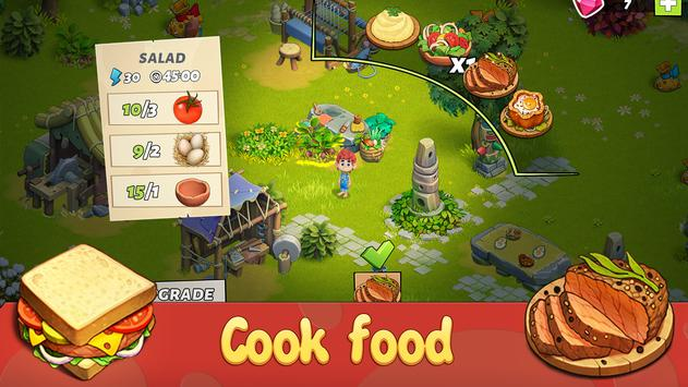 Family Age: beautiful farm game and happy stories ScreenShot1