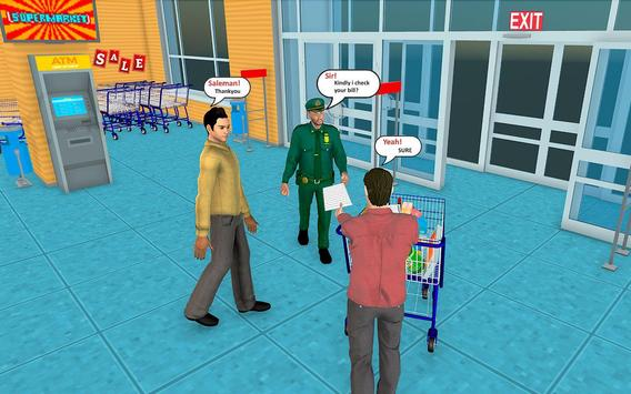 Supermarket Grocery Shopping Mall Family Game ScreenShot1