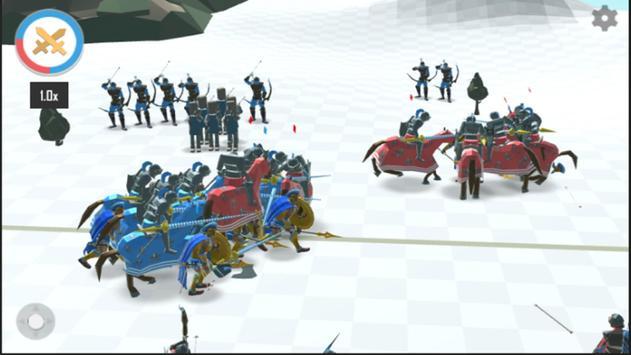 Totally Epic Accurate Battle Simulator ScreenShot1