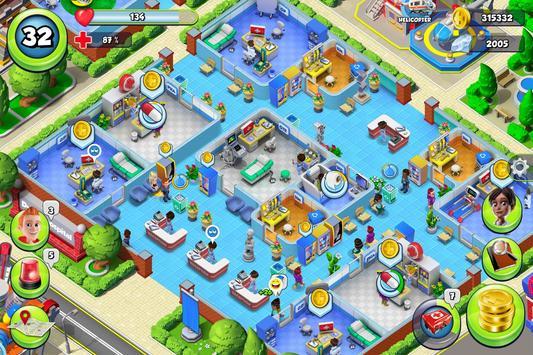 Dream Hospital  Health Care Manager Simulator ScreenShot1