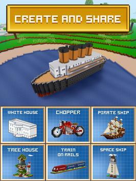 Block Craft 3D: Building Simulator Games For Free ScreenShot1