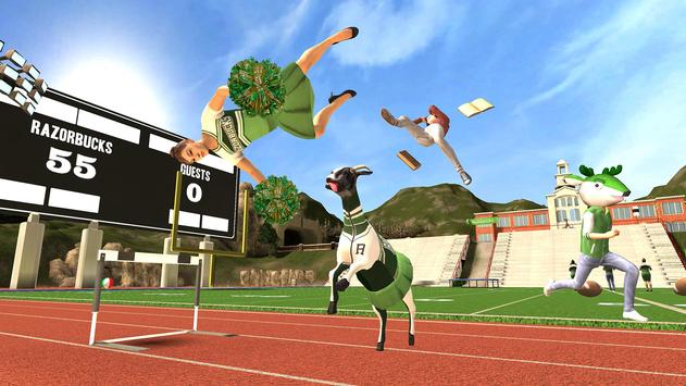 Goat Simulator ScreenShot1