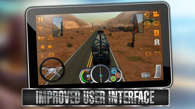 Truck Simulator USA ScreenShot1