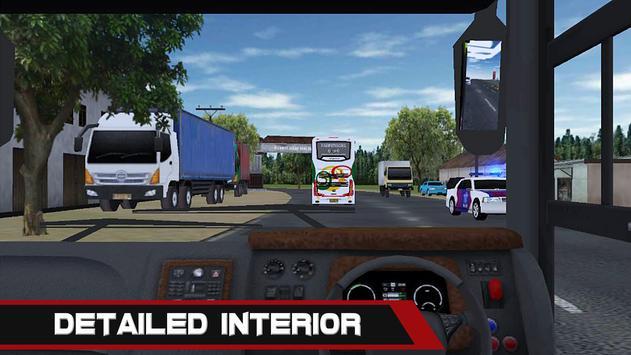 Mobile Bus Simulator ScreenShot1