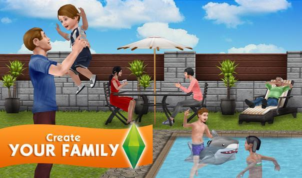 The Sims FreePlay ScreenShot1