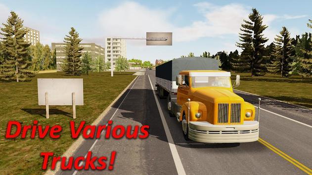 Heavy Truck Simulator ScreenShot1