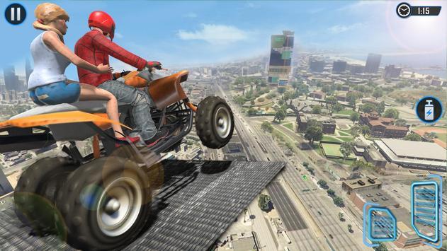 ATV Quad Bike Simulator 2018: Bike Taxi Games ScreenShot1