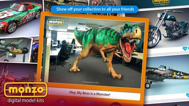 MONZO  Digital Model Builder ScreenShot1