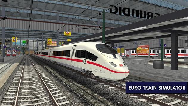 Euro Train Simulator 2 ScreenShot1