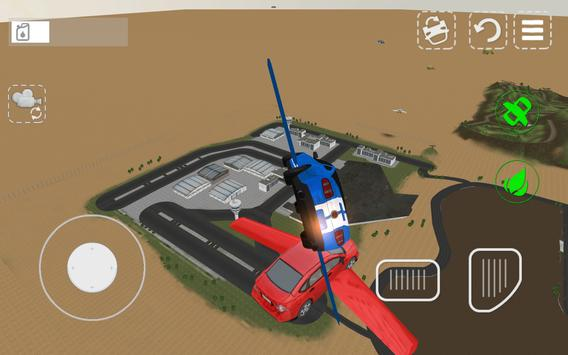 Flying Car Driving Simulator ScreenShot1