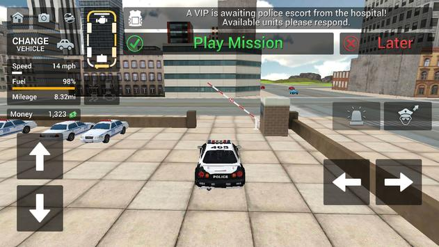 Cop Duty Police Car Simulator ScreenShot1