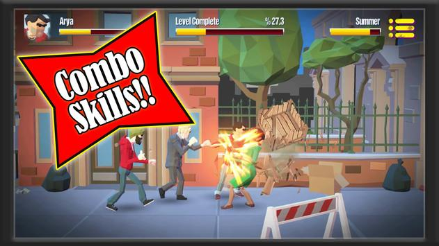 City Fighter vs Street Gang ScreenShot1