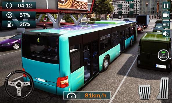Bus Driver Simulator Game Pro 2019 ScreenShot1