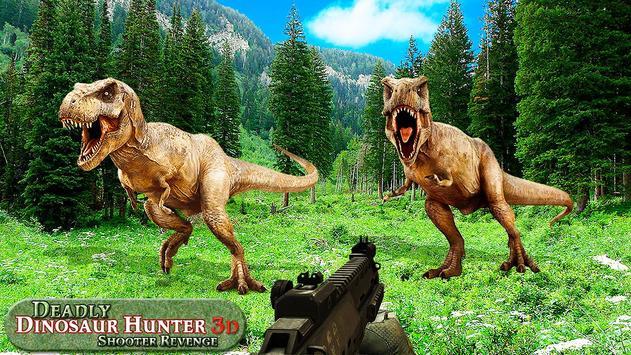 Deadly Dinosaur Hunter Revenge Fps Shooter Game 3D ScreenShot1