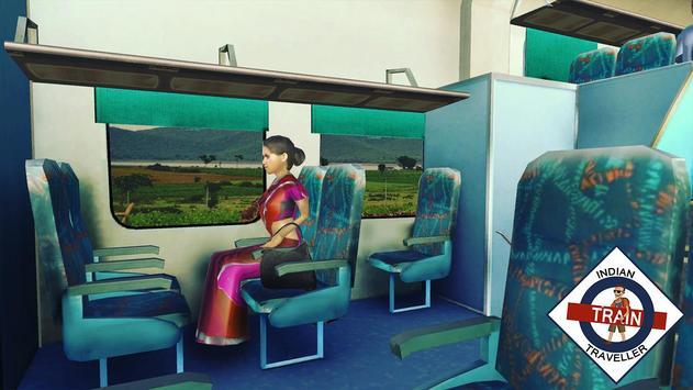Indian Train Traveller ScreenShot1