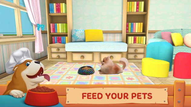 Dog Town: Pet Shop Game, Care and Play with Dog ScreenShot1