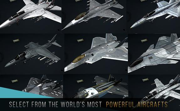 Modern Warplanes: Combat Aces PvP Skies Warfare ScreenShot1