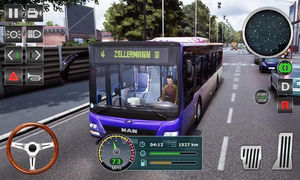 Real Coach Bus Simulator 3D 2018 ScreenShot1