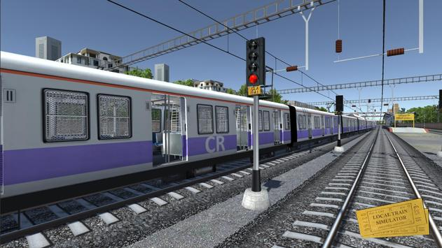 Indian Local Train Simulator ScreenShot1