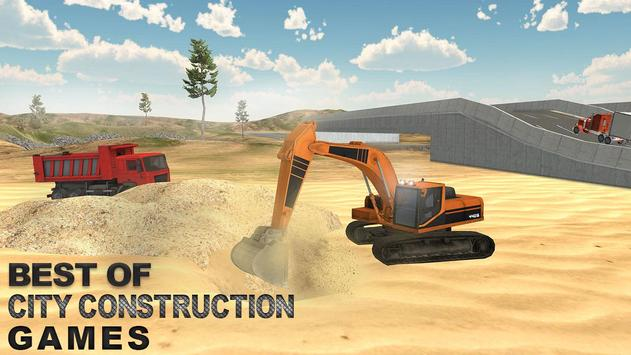Heavy Excavator Simulator PRO ScreenShot1