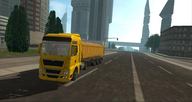 Truck Simulator : City ScreenShot1