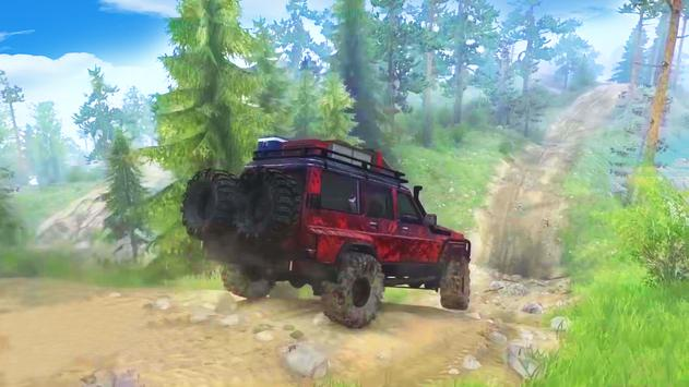 Offroad Xtreme 4X4 Rally Racing Driver ScreenShot1