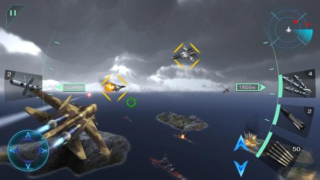 Sky Fighters 3D ScreenShot1