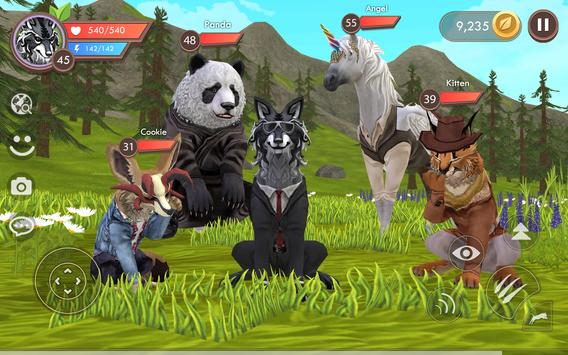WildCraft: Animal Sim Online 3D ScreenShot1