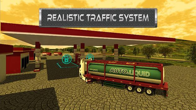 Mobile Truck Simulator ScreenShot1