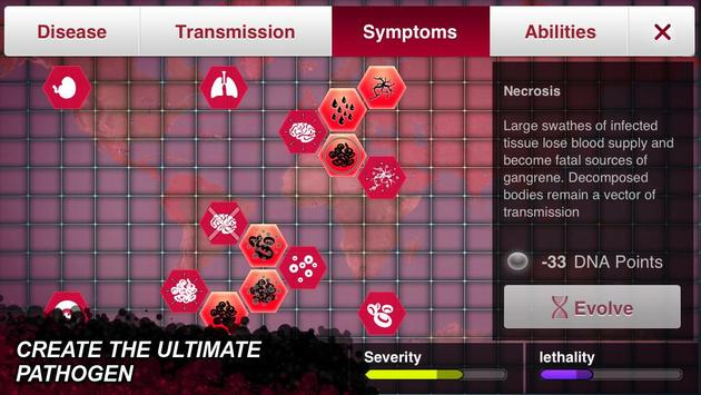 Plague Inc. ScreenShot1