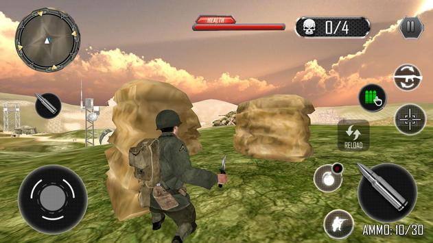 WW2 Last Commando Survival ScreenShot1