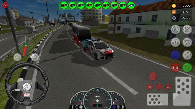 AAG Police Simulator ScreenShot1