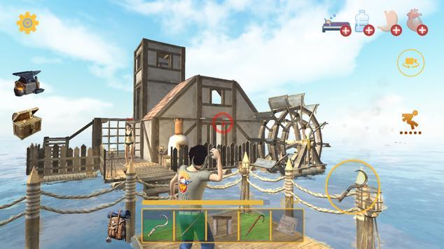 Raft Survival: Multiplayer ScreenShot1