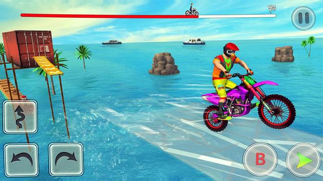 Bike Stunt Tricks Master  TN Games ScreenShot1