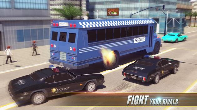 San Andreas Crime City Gangster 3D ScreenShot1