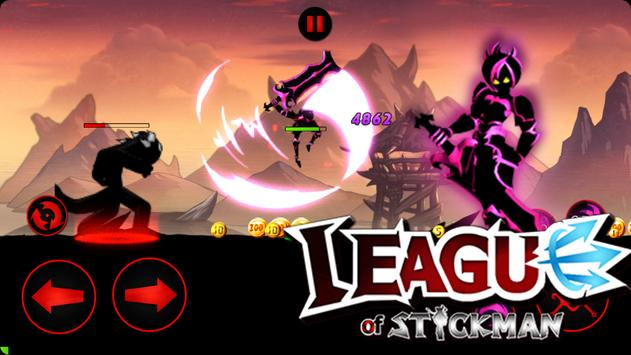 League of Stickman Free Shadow legends(Dreamsky) ScreenShot1