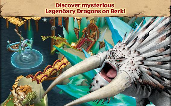 Dragons: Rise of Berk ScreenShot1
