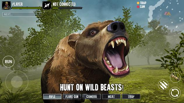Bigfoot Monster Hunter Online ScreenShot1