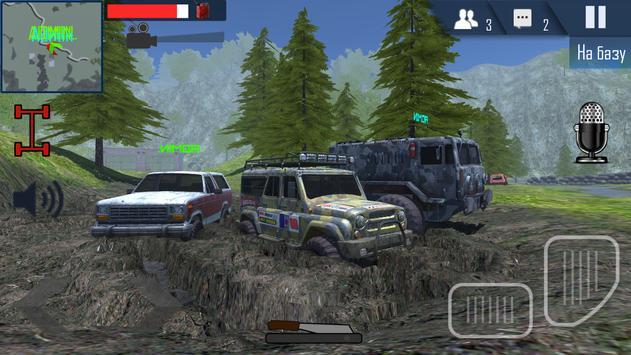 Offroad Simulator Online ScreenShot1