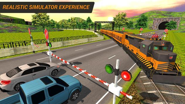 Train Simulator Free 2018 ScreenShot1