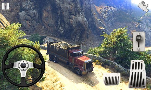 Offroad Army Truck ScreenShot1
