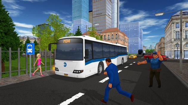 Bus Game Free  Top Simulator Games ScreenShot1