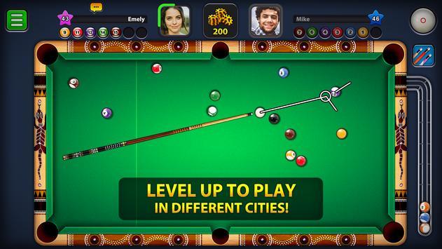 8 Ball Pool ScreenShot1