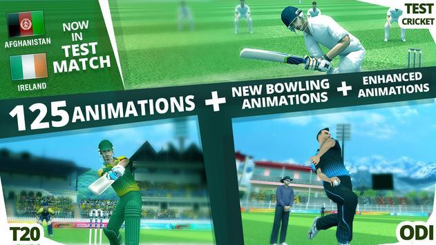 World Cricket Championship 2 ScreenShot1