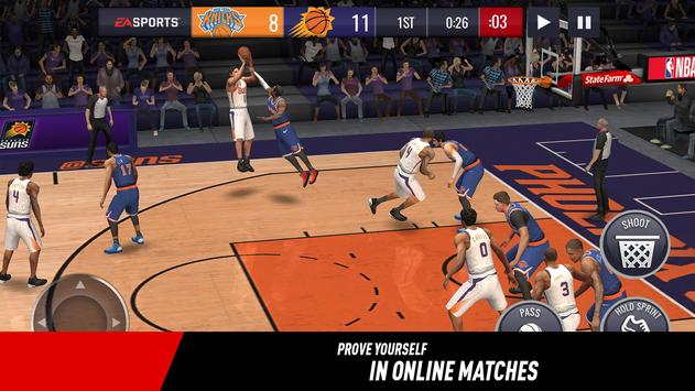 NBA LIVE Mobile Basketball ScreenShot1