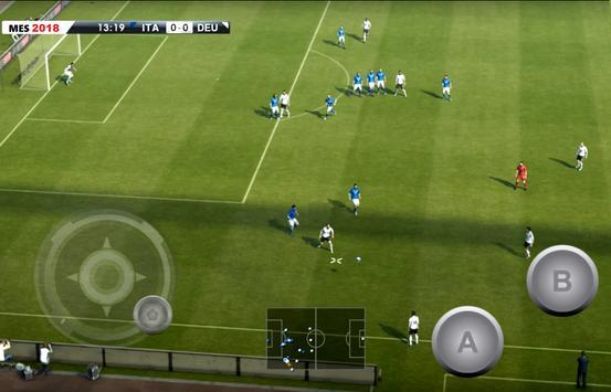 Mobile League Soccer 2018 ScreenShot1