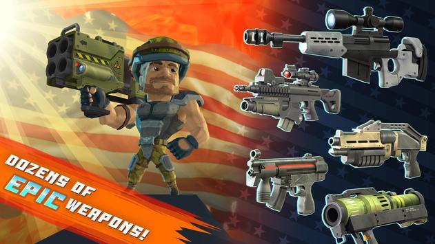 Major Mayhem 2  Gun Shooting Action ScreenShot1